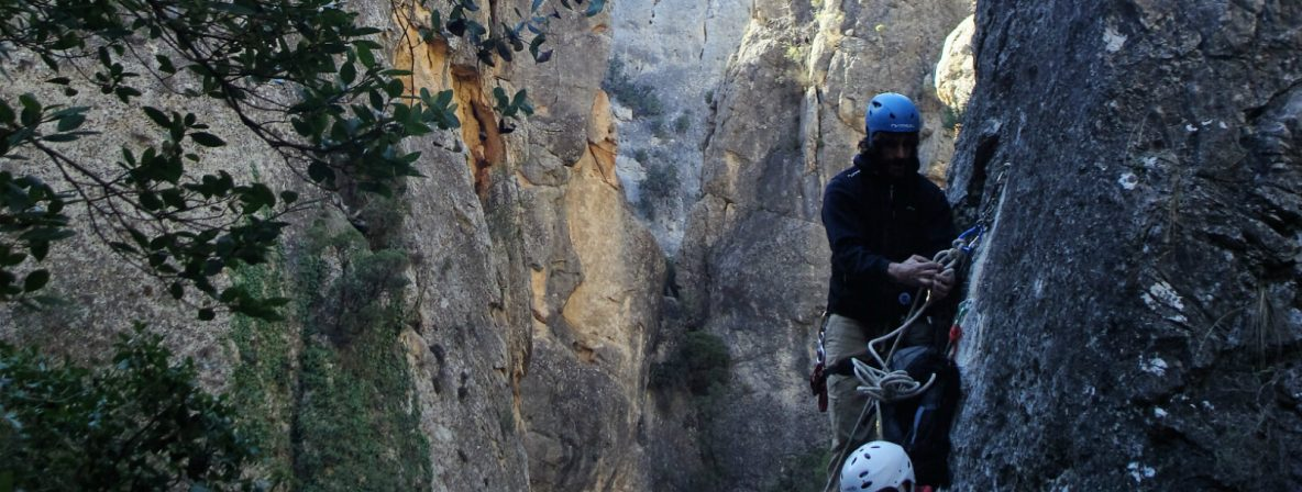 pic of abseiling