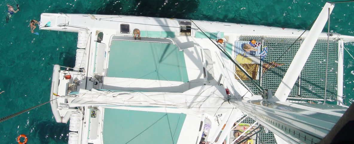 pic of catamaran