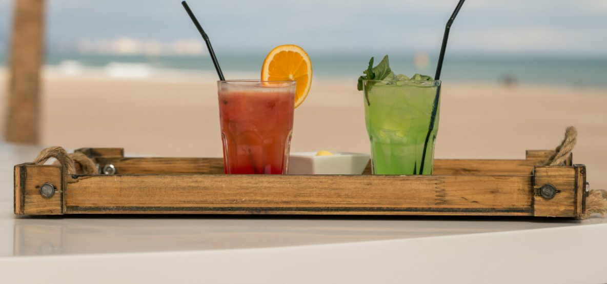 pic of cocktails